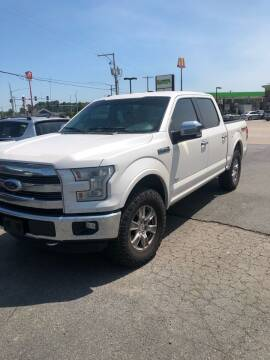 2016 Ford F-150 for sale at BRYANT AUTO SALES in Bryant AR