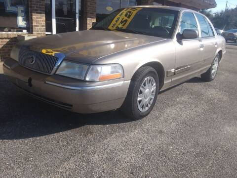 2005 Mercury Grand Marquis for sale at Best Buy Autos in Mobile AL