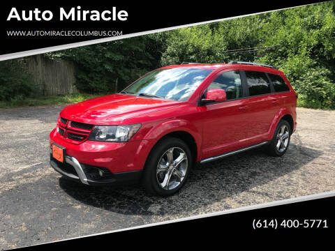 2016 Dodge Journey for sale at Auto Miracle in Columbus OH