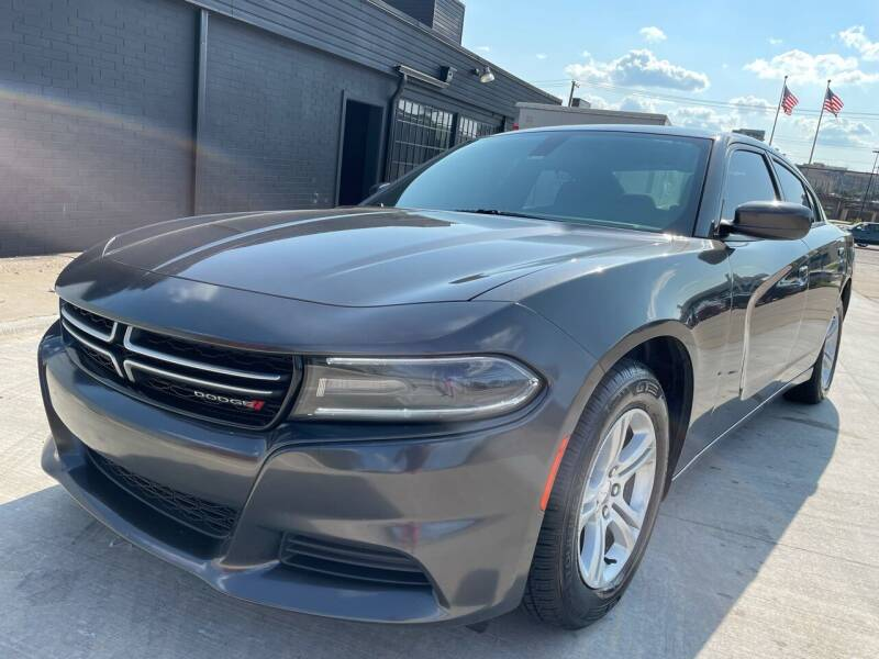 2015 Dodge Charger for sale at Automay Car Sales in Oklahoma City OK