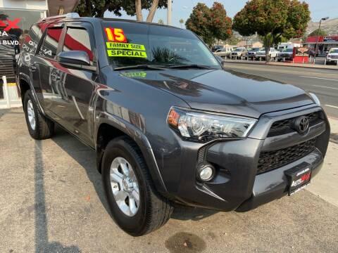 2015 Toyota 4Runner for sale at Auto Max of Ventura in Ventura CA