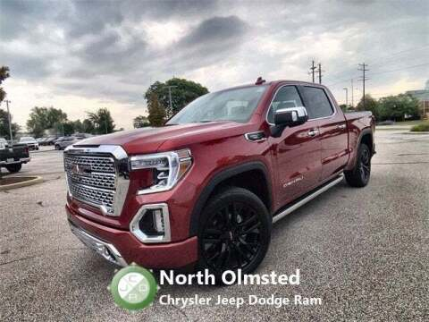 2021 GMC Sierra 1500 for sale at North Olmsted Chrysler Jeep Dodge Ram in North Olmsted OH