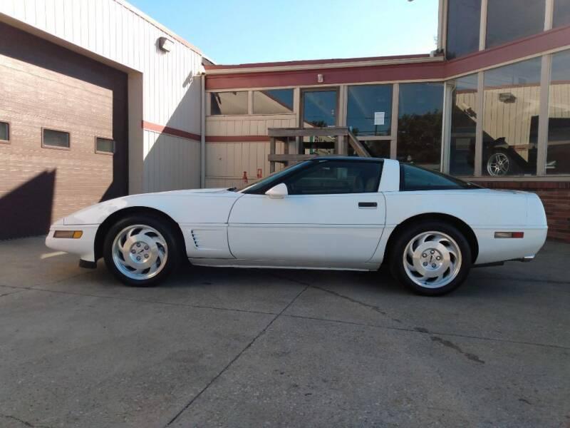 1996 Chevrolet Corvette for sale at MR Auto Sales Inc. in Eastlake OH