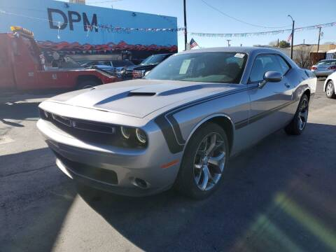 2016 Dodge Challenger for sale at DPM Motorcars in Albuquerque NM