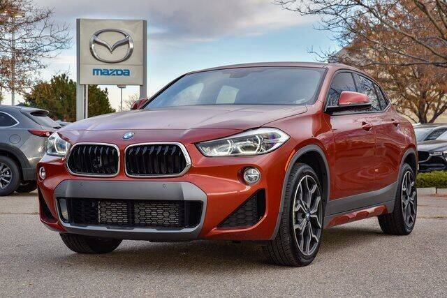 2018 BMW X2 for sale at COURTESY MAZDA in Longmont CO