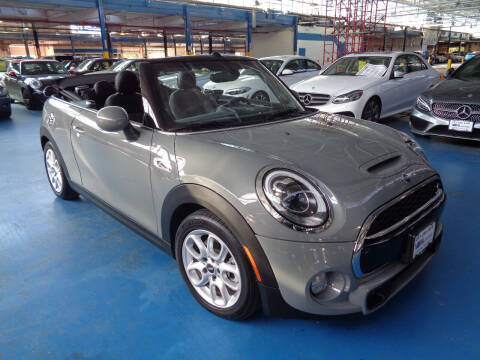 2017 MINI Convertible for sale at VML Motors LLC in Teterboro NJ