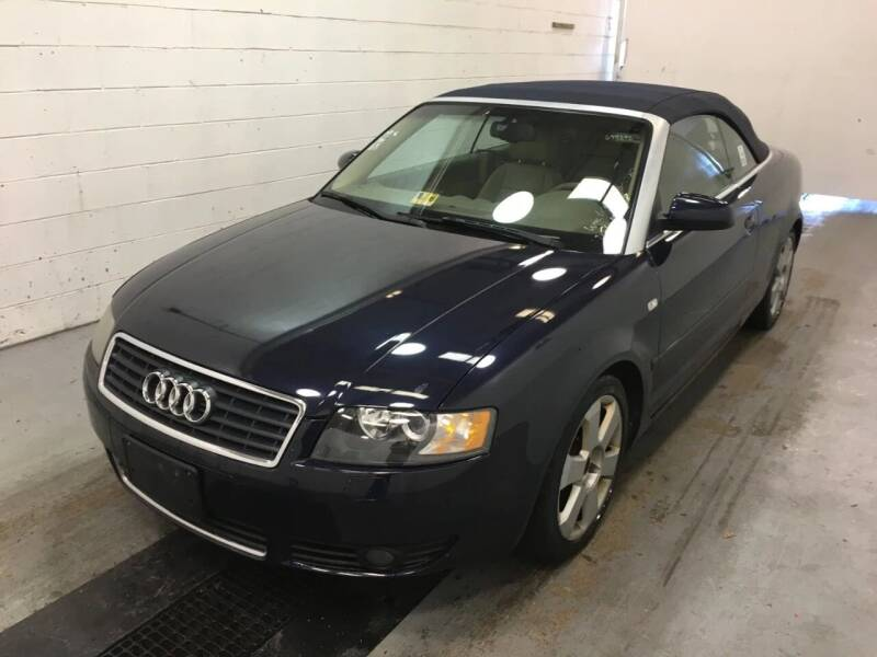 2006 Audi A4 for sale at PREMIER AUTO SALES in Martinsburg WV