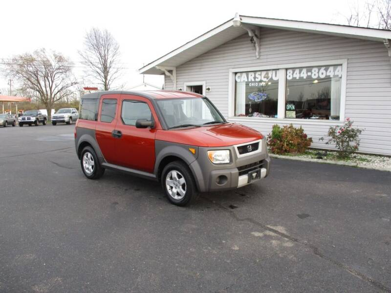2005 Honda Element for sale at Cars 4 U in Liberty Township OH