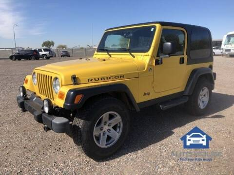 2006 Jeep Wrangler for sale at MyAutoJack.com @ Auto House in Tempe AZ
