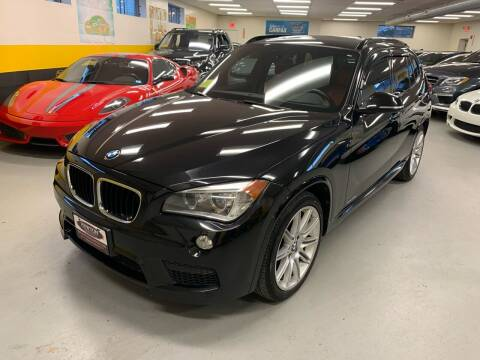 2015 BMW X1 for sale at Newton Automotive and Sales in Newton MA