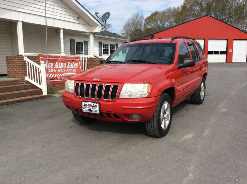 2001 Jeep Grand Cherokee for sale at Ace Auto Sales - $1200 DOWN PAYMENTS in Fyffe AL
