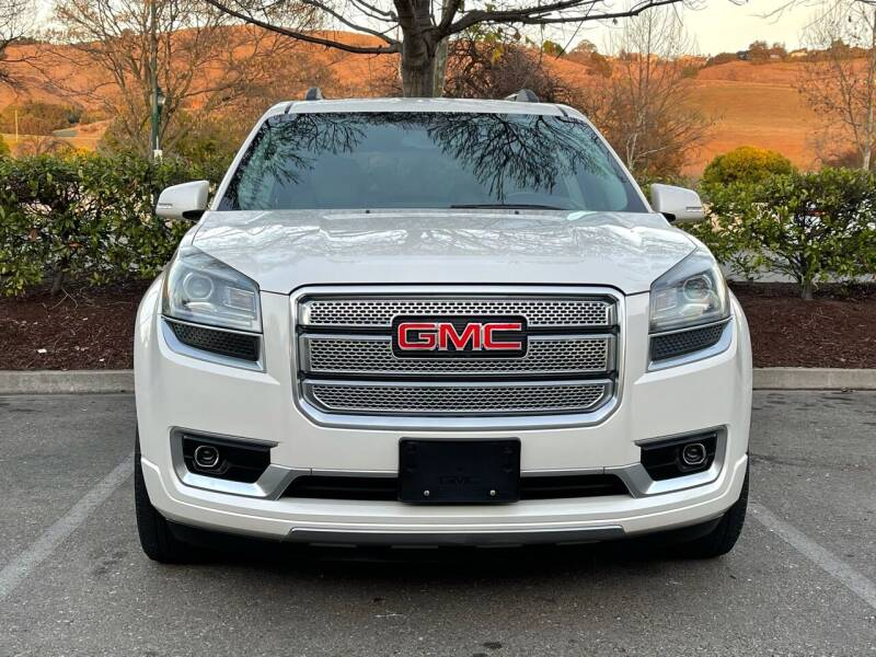 2013 GMC Acadia for sale at CARFORNIA SOLUTIONS in Hayward CA