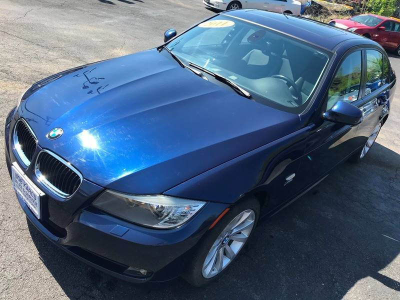 2011 BMW 3 Series for sale at Bob Karl's Sales & Service in Troy NY