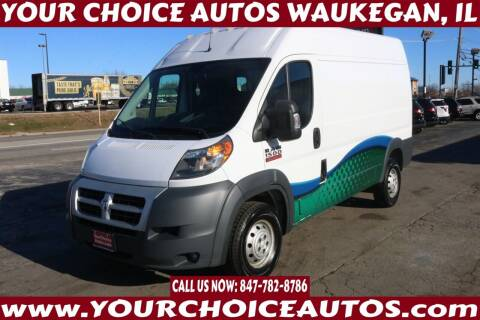 2014 RAM ProMaster Cargo for sale at Your Choice Autos - Waukegan in Waukegan IL