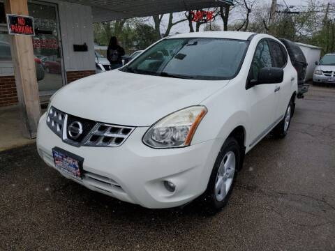 2012 Nissan Rogue for sale at New Wheels in Glendale Heights IL
