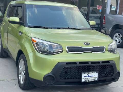 2014 Kia Soul for sale at Global Automotive Imports in Denver CO