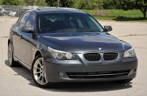 2008 BMW 5 Series for sale at Big O Auto LLC in Omaha NE