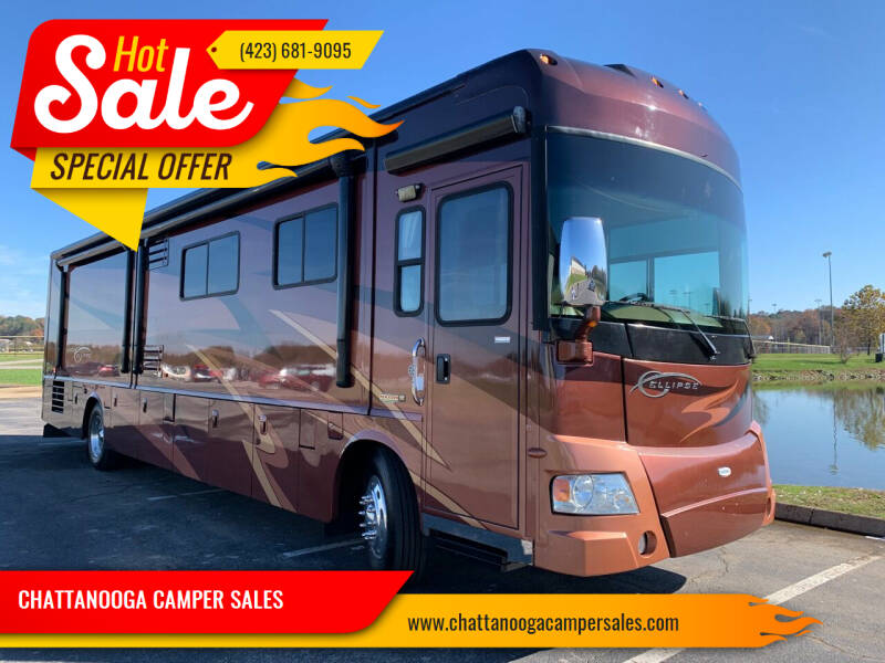 2009 Itasca Ellipse 40WD (PRICE DROPPED) for sale at CHATTANOOGA CAMPER SALES in Chattanooga TN