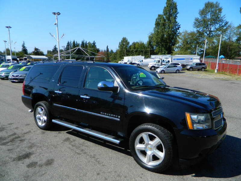 2009 Chevrolet Suburban for sale at J & R Motorsports in Lynnwood WA