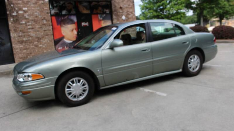 2005 Buick LeSabre for sale at NORCROSS MOTORSPORTS in Norcross GA