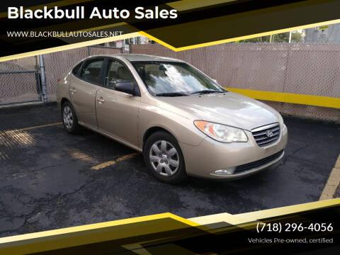 2008 Hyundai Elantra for sale at Blackbull Auto Sales in Ozone Park NY