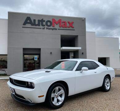 2012 Dodge Challenger for sale at AutoMax of Memphis in Memphis TN