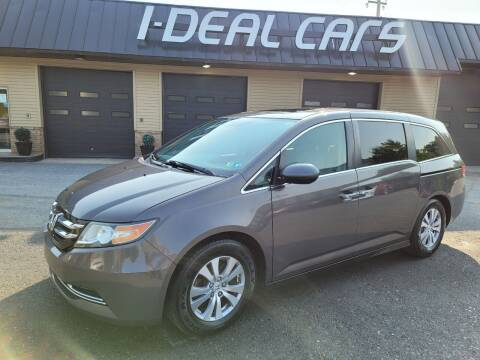 2014 Honda Odyssey for sale at I-Deal Cars in Harrisburg PA