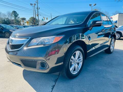 2014 Acura RDX for sale at Capital Motors in Raleigh NC