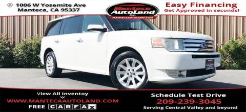 2009 Ford Flex for sale at Manteca Auto Land in Manteca CA