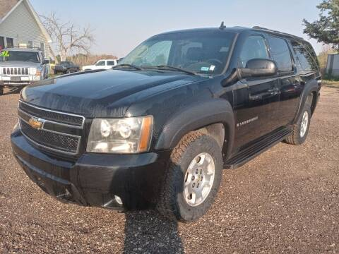 2007 Chevrolet Suburban for sale at Bennett's Auto Solutions in Cheyenne WY