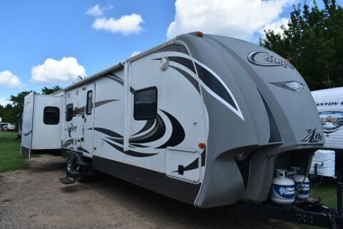 2014 Keystone Cougar 32SAB for sale at Buy Here Pay Here RV in Burleson TX