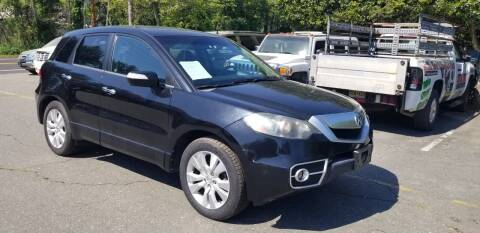 2010 Acura RDX for sale at Central Jersey Auto Trading in Jackson NJ