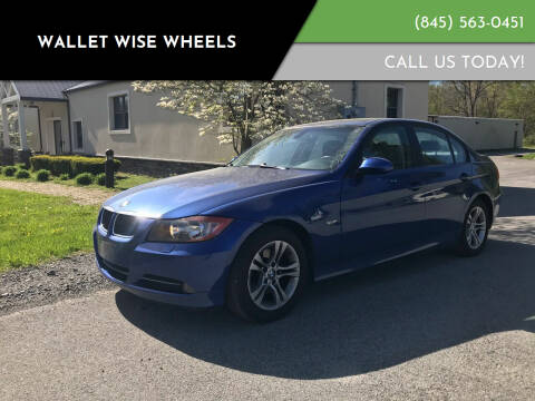 2008 BMW 3 Series for sale at Wallet Wise Wheels in Montgomery NY