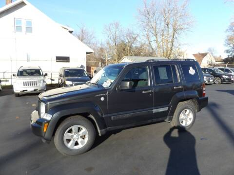 2010 Jeep Liberty for sale at Goodman Auto Sales in Lima OH