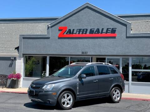 2013 Chevrolet Captiva Sport for sale at Z Auto Sales in Boise ID