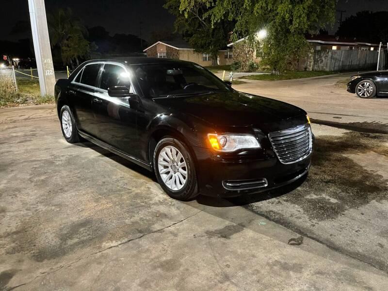 2013 Chrysler 300 for sale at Hard Rock Motors in Hollywood FL
