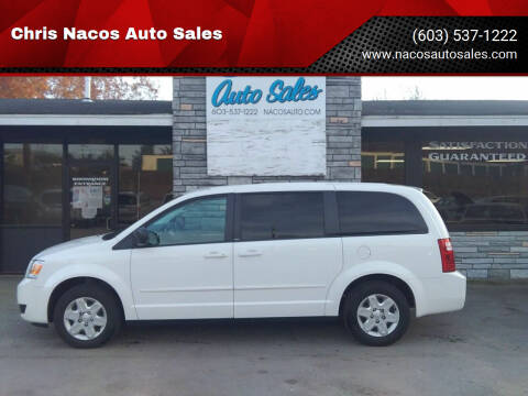 2010 Dodge Grand Caravan for sale at Chris Nacos Auto Sales in Derry NH