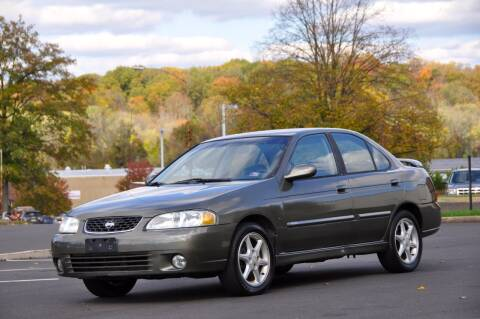 2001 Nissan Sentra for sale at T CAR CARE INC in Philadelphia PA