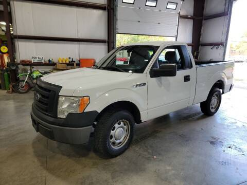 2011 Ford F-150 for sale at Hometown Automotive Service & Sales in Holliston MA