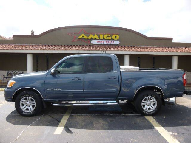 2006 Toyota Tundra for sale at AMIGO AUTO SALES in Kingsville TX