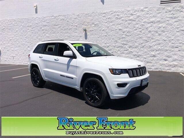 2018 Jeep Grand Cherokee for sale in North Aurora, IL