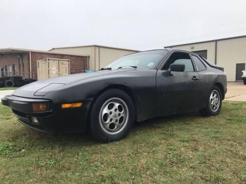 1987 Porsche 944 for sale at Louisiana Truck Source, LLC in Houma LA