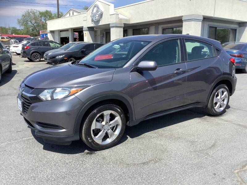 2018 Honda HR-V for sale at Beutler Auto Sales in Clearfield UT