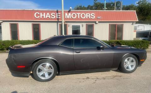 2015 Dodge Challenger for sale at Chase Motors Inc in Stafford TX