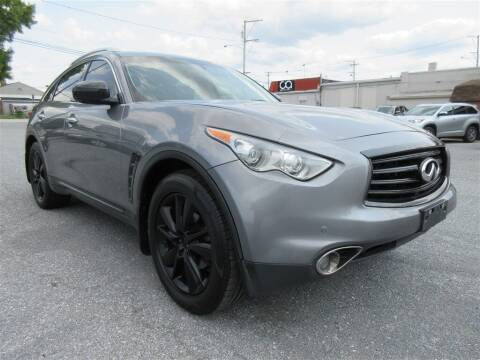 2013 Infiniti FX37 for sale at Cam Automotive LLC in Lancaster PA