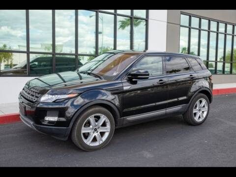 2012 Land Rover Range Rover Evoque for sale at REVEURO in Las Vegas NV