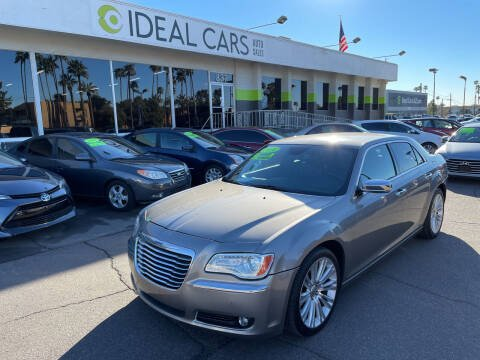 2014 Chrysler 300 for sale at Ideal Cars Atlas in Mesa AZ