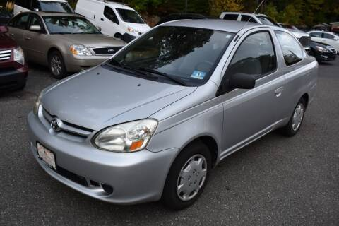 2004 Toyota ECHO for sale at Ramsey Corp. in West Milford NJ