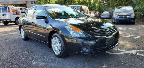 2009 Nissan Altima for sale at Moor's Automotive in Hackettstown NJ