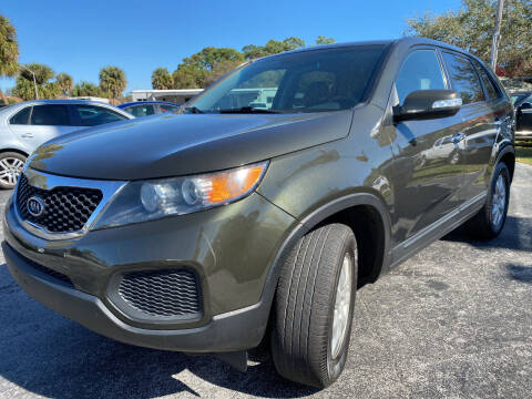 2012 Kia Sorento for sale at Coastal Auto Ranch, Inc. in Port Saint Lucie FL